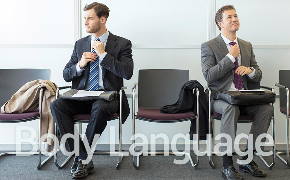 از اهمیت زبان بدن در مصاحبه شغلی غافل نشوید