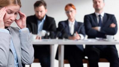 چگونه بر استرس مصاحبه شغلی غلبه کنیم؟