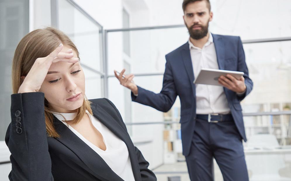 انواع مدیران بد و نحوه تعامل با آنها