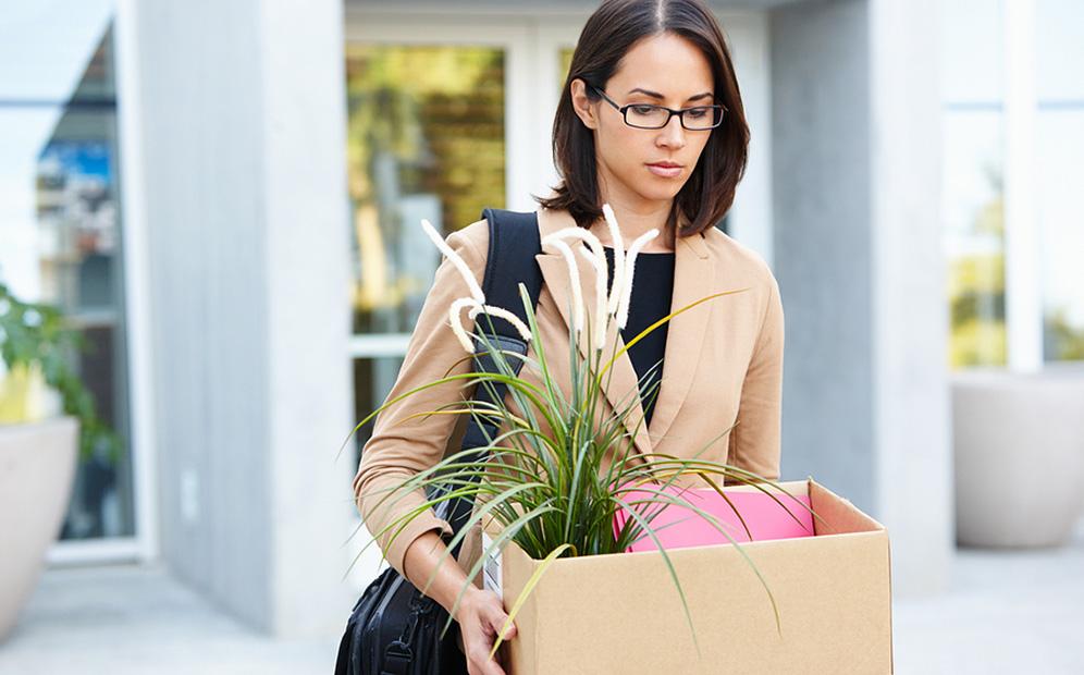 چرا کارمندان شغلشان را ترک میکنند؟