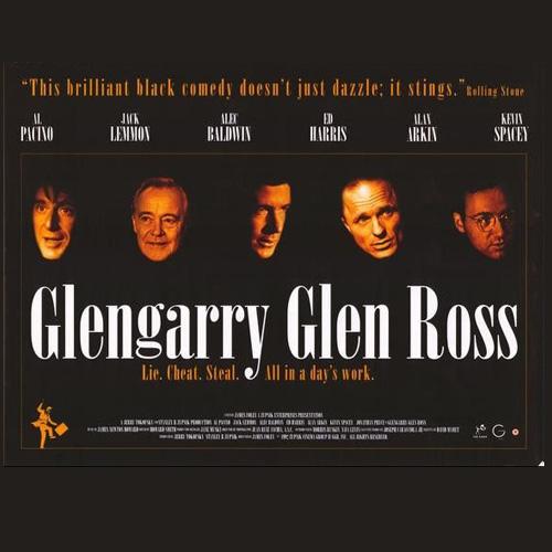در نوروز 99 چه فیلم هایی ببینیم؟ - گلن گری گلن راس 1992 - Glenngarry Glen Ross 1992