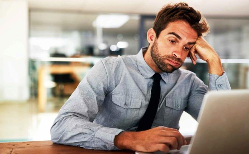 آیا در محل کار بیش از حد به خودتان سخت میگیرید؟